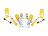 ES#1905505 - SMVW9007 - Street-Line Coilover Kit - Fixed Damping - Average lowering of 35-55mm F  R - FK - Volkswagen