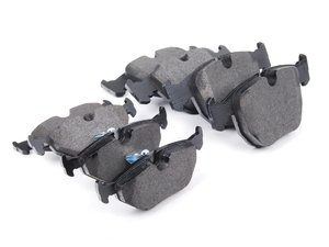ES#2684759 - 34116761252KT3 - Front And Rear Brake Pad Set - Composite pads that are a great solution for your daily driver - Pagid - BMW