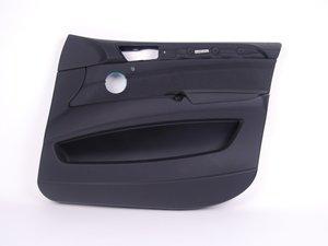 ES#2178115 - 51417244896 - Front Door Panel - Right  - Black - Genuine BMW - BMW