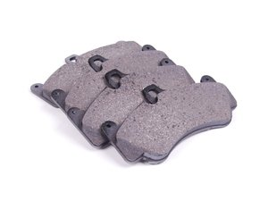 ES#1499365 - 99735194801 - Front Brake Pad Set - PCCB front brake pad set - Genuine Porsche - Porsche