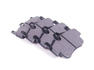 ES#2581255 - HB664W.634 - DTC-30 Race Brake Pad Set - High-torque dirt-track pads - Hawk - Porsche