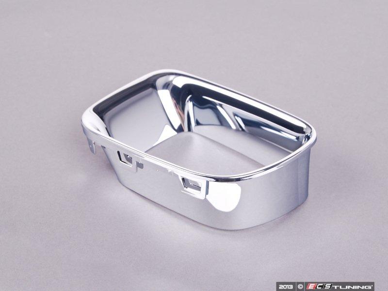 Genuine MINI - 51119803941 - Brake Duct Frame Chrome - Left (51-11-9 ...