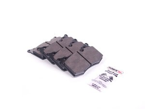 ES#2586772 - HB640N.550 - Brake Pad Set HP Plus Compound - Upgrade to Hawk performance pads - Hawk - MINI