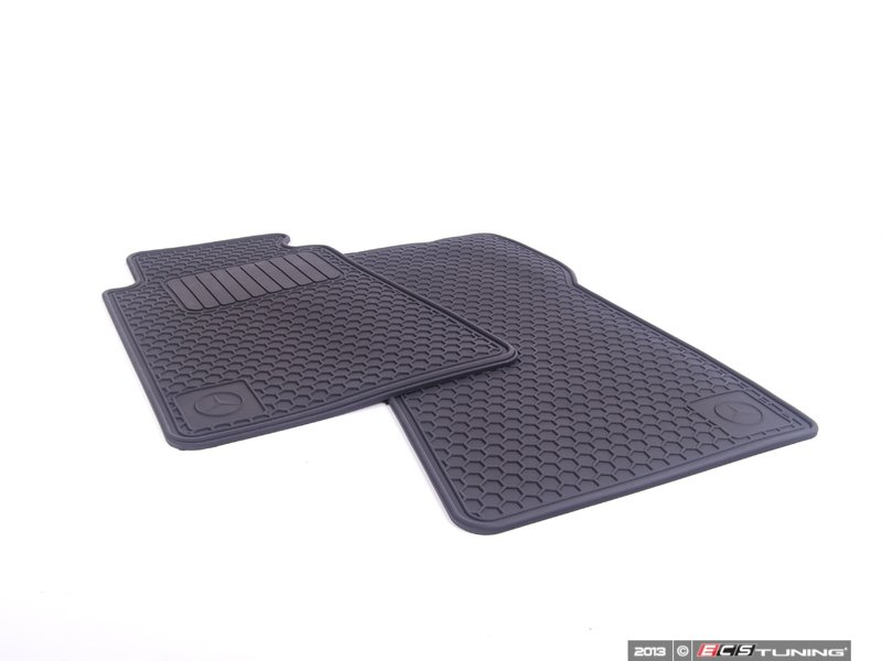 Genuine mercedes benz q6680344 all season floor mats for Mercedes benz floor mats