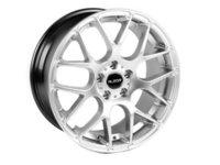 "ES#2598319 - 349AKT2 - 18"" Style 349 Wheels - Set Of Four  - 18""x8"" ET45 66.6CB 5x112 Hyper Silver - Alzor - Audi MINI"