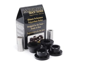 ES#2650545 - PFF85-501Bx2 - Race Polyurethane Control Arm Bushings - Front Position - Improves handling and control, upgrade to a more engaging driving experience - Powerflex Black Series - Audi Volkswagen