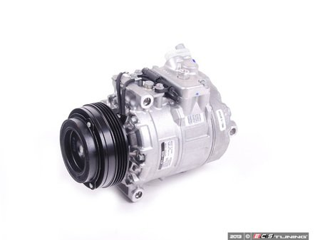 ES#2215368 - 64526936883 - A/C Compressor - Keep your car cool with this new compressor - Denso - BMW