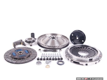 ES#2526378 - 96410223931KT1 - 996 GT3 RS Light Weight Flywheel Conversion Clutch Kit - (NO LONGER AVAILABLE) - Includes everything you need to convert your car to use a European RS single mass flywheel - Genuine Porsche -