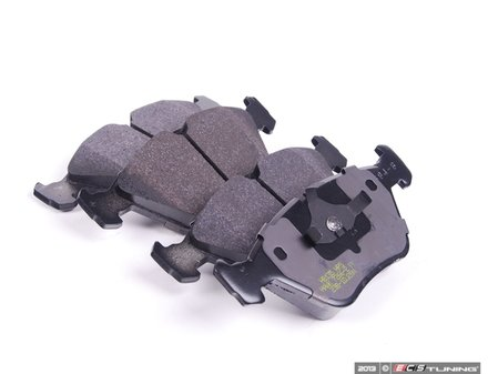 ES#11545 - hb135f.770 - Front HPS Brake Pad Set - One of our best-selling all around brake pads - Hawk - BMW