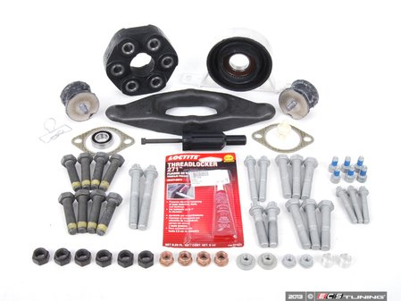 ES#2593789 - 11211720310INKT - Clutch Installation Kit - Everything you will need to get the job done, including upgraded transmission mounts - Assembled By ECS - BMW