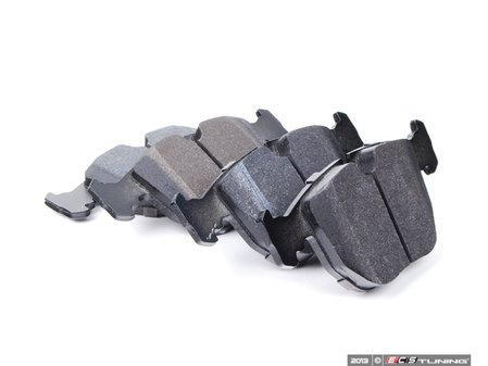 ES#240364 - hb325f.720 - Front HPS Compound Performance Brake Pad Set - One of our best-selling all around brake pads - Hawk - BMW