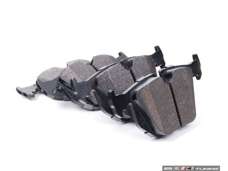ES#240592 - HB518f.642 - Rear HPS Compound Performance Brake Pad Set - A upgraded performance pad for spirited street driving - Hawk - BMW