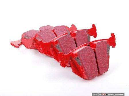 ES#517803 - DP31118C - Rear RedStuff Performance Brake Pad Set - A high performance street pad, featuring Kevlar technology - EBC - BMW