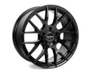 "ES#3550861 - 030-6KT1 - 18"" Style 030 Wheels - Square Set Of Four - 18x9"" ET35 72.6CB 5x120. Matte black. - Alzor - MINI"