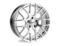 "ES#2695475 - 030-3KT - 19"" Style 030 Wheels - Square Set Of Four - 19x8.5"" ET35 72.6CB 5x120. Hyper silver. - Alzor - BMW"