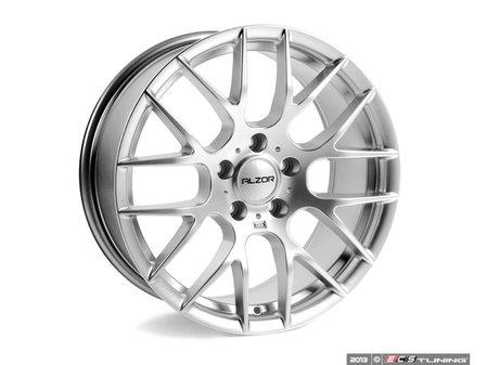 "ES#2695475 - 030-3KT - 19"" Style 030 Wheels - Square Set Of Four - 19x8.5"" ET35 72.6CB 5x120. Hyper silver. - Alzor - BMW"