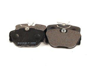ES#514286 - D1130c - Front Ultimate Ceramic Brake Pad Set - Excellent high temperature wear and fade resistance. - PBR - BMW
