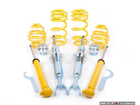 ES#1928131 - SMVW9011 - Street-Line Coilover Kit - Fixed Damping - Adjustment from 35-70mm - FK - Volkswagen