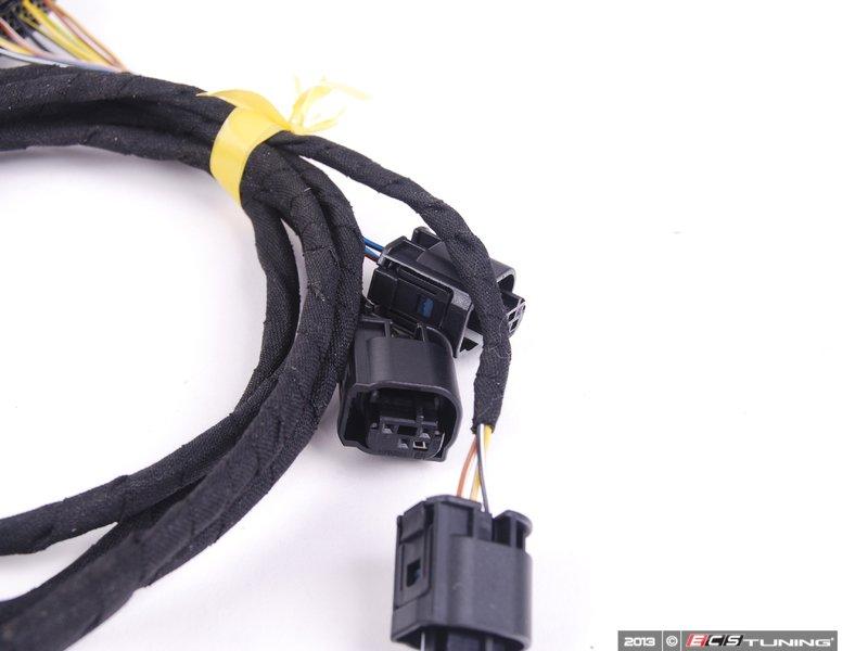 genuine bmw 61126907313 pdc wiring harness 61 12 6 907 313 rh ecstuning com bmw pdc wiring fault bmw x5 pdc wiring diagram
