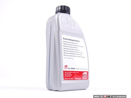 ES#2702974 - G052990A2 - Automatic Transmission Fluid - 1 Liter - Can be used in Tiptronic transmissions - Febi - Audi Volkswagen MINI