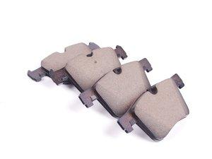 ES#2611546 - 34106799801 - Front Brake Pad Set - Genuine brake pads direct from BMW - Genuine BMW - BMW