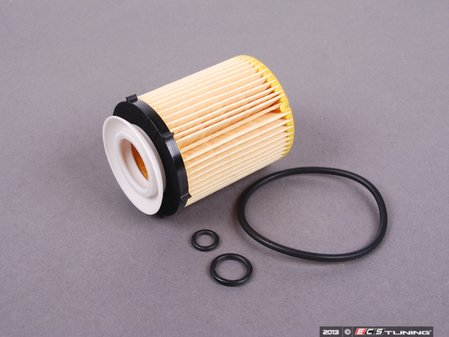 ES#2567826 - 2701800109 - Engine Oil Filter - Must be replaced at each oil change - Genuine Mercedes Benz - Mercedes Benz