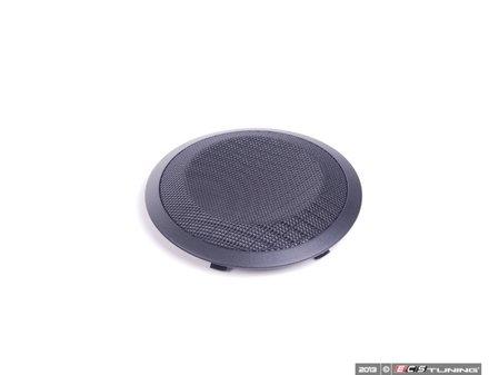 ES#99883 - 51417144559 - Rear Door Tweeter Speaker Cover - Priced Each - Replace your cracked speaker cover - Genuine BMW - BMW