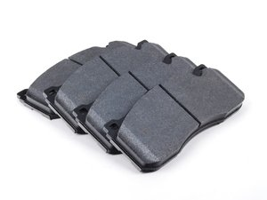Front HPS Compound Performance Brake Pad Set