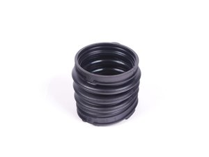 ES#35144 - 13717541069 - Rubber Intake boot - Attaches to the filtered air duct to supply air to your intake - Genuine BMW - BMW