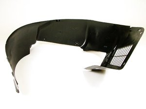 ES#5415 - 8N0821172B - Front Inner Fender Liner - Right Side - Decrease intercooler temperatures with a vented liner. - Genuine Volkswagen Audi - Audi