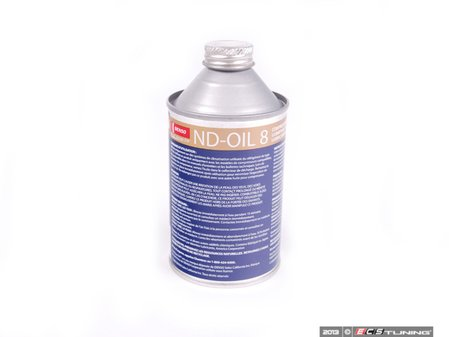 ES#2703169 - Q1130001 - A/C Compressor Oil - Priced Each - ND-8 Compressor Oil - 250cc Container - Denso - Mercedes Benz MINI