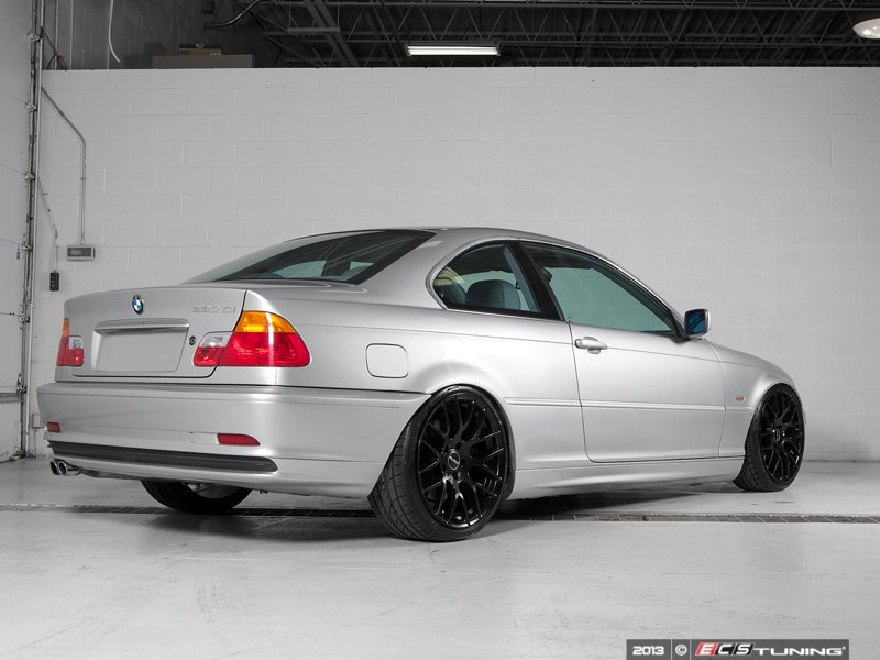 Ecs News Bmw E46 3 Series Alzor 030 Wheels
