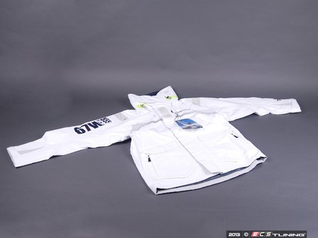 ES#2643818 - 80142318340 - BMW Yachtsport Jacket - XS - Wind and waterproof materiel with reflectors on the sleeves  - Genuine BMW - Audi BMW Volkswagen Mercedes Benz MINI Porsche