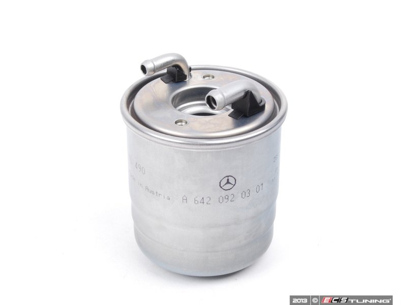 Genuine mercedes benz 6420920301 fuel filter priced each for Mercedes benz fuel filter