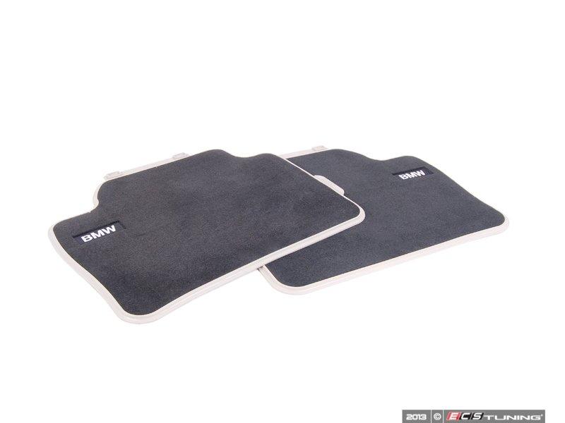 Genuine Bmw 51472293363 Modern Line Rear Carpeted
