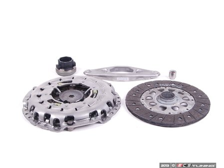 ES#2702314 - 21207567623 - Clutch Kit - 6 Speed Transmission - Includes clutch disc, pressure plate, and clutch release bearing - LUK - BMW