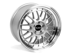 "ES#2681456 - 88111KT3 - 18"" Style 881 Wheels - Staggered Set Of Four - 18x8.5""/18x9.5"" ET35 72.6CB 5x120. Silver with machined finish 2"" and 2.75"" lips! - Alzor - BMW"