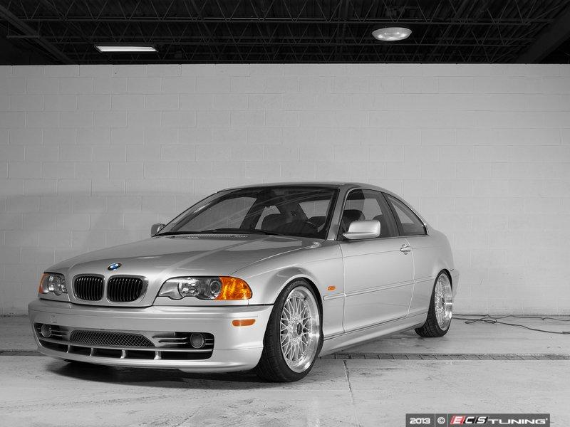 ECS News - BMW E46 3 Series Alzor Wheels