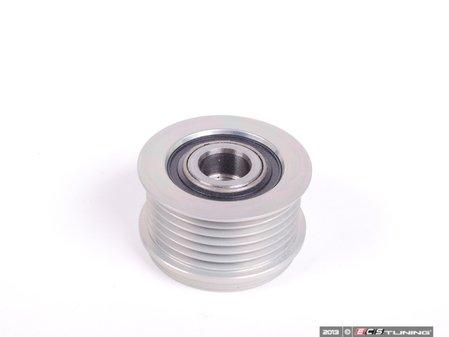 ES#2562494 - 99760315400 - Alternator Pulley - With free wheel lock - Bosch - Porsche