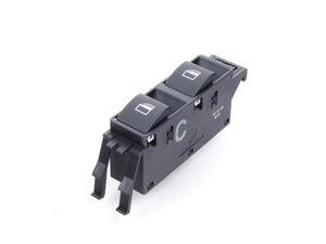 ES#166999 - 61316902178 - Window Switch - Passenger Side - Controls front and rear passenger side windows - Genuine BMW - BMW