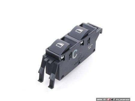 ES#166999 - 61316902178 - Window Switch - Passenger Side - Controls front and rear passenger side windows - Genuine BMW - BMW