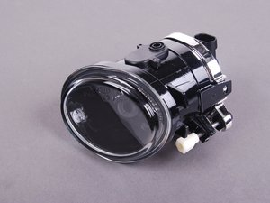 ES#2576252 - 63177894018 - Fog Lamp Assembly With Clear Lens - Right - Comes with bulb - ZKW - BMW