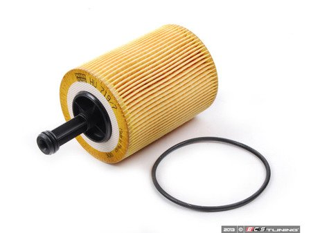 ES#1302995 - 071115562C - Oil Filter - Priced Each - Keep contaminants out of your engine with a new oil filter - Mann - Audi Volkswagen