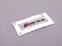 ES#2572298 - 51138054466 - Grille Emblem  - M6 grille emblem  - Genuine BMW - BMW