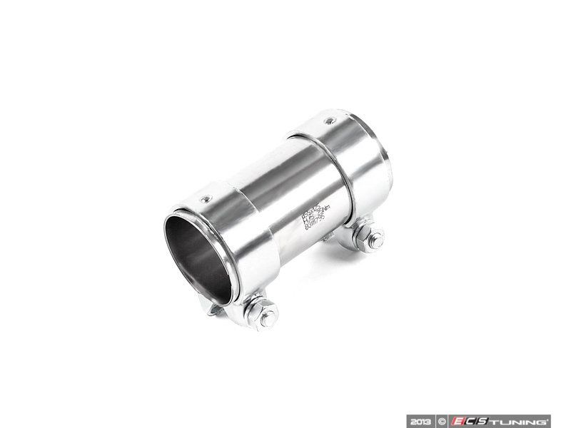 Clamp On Duals : Hjs a dual clamp exhaust sleeve priced each