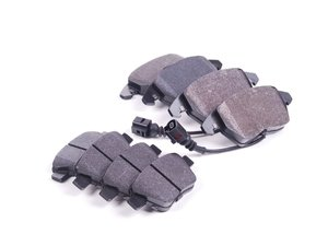 ES#2695762 - HB543F.760KT2 -  Front & Rear Brake Pad Kit - Hawk HPS Performance - One of the best-selling all around brake pads, includes front and rear pads - Hawk - Audi Volkswagen