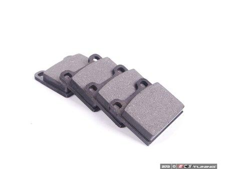 ES#2708028 - 0014200620 - Rear Brake Pad Set - Does not include new brake pad wear sensors - ATE Premium One - Mercedes Benz
