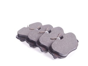 ES#2598557 - 0004209920 - Front Brake Pad Set - Does not include brake pad wear sensors - ATE - Mercedes Benz