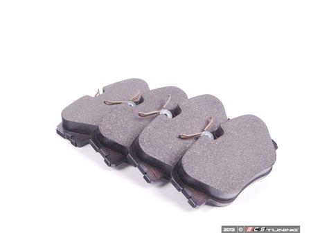 ES#2598557 - 0004209920 - Front Brake Pad Set - Does not include brake pad wear sensors - ATE - Mercedes Benz