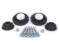ES#2581954 - n0101867kt-1 - Front & Rear Cup Kit/Coilover Installation Kit - Includes all of the necessary hardware to install a cup kit or coilovers - Assembled By ECS - Audi